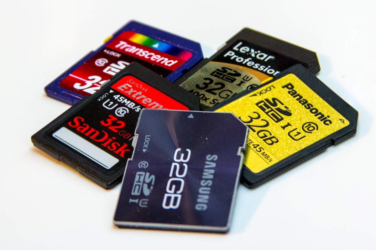 Fix corrupted micro sd card free