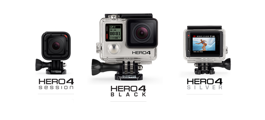 UPDATED Five Best Memory Cards For GoPro