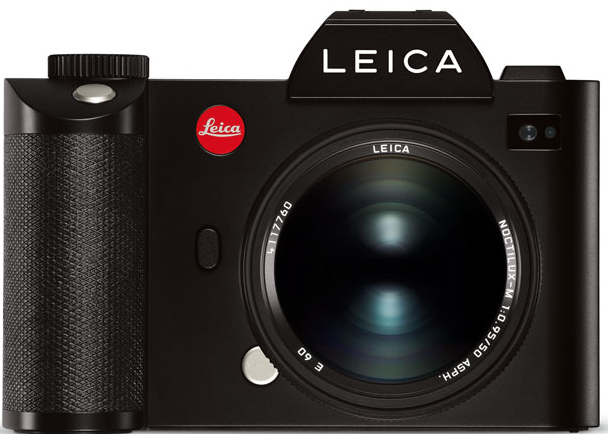 front view of Leica SL
