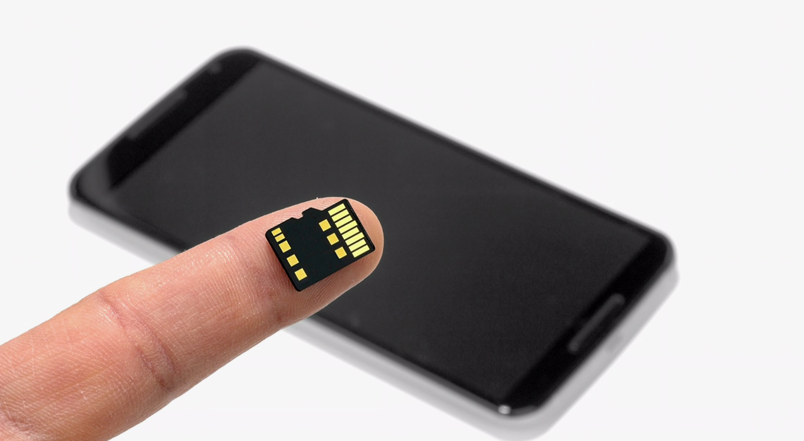 how to get stuff of sd card to phone