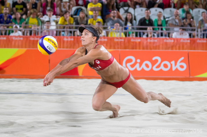 Womens Volleyball Photography