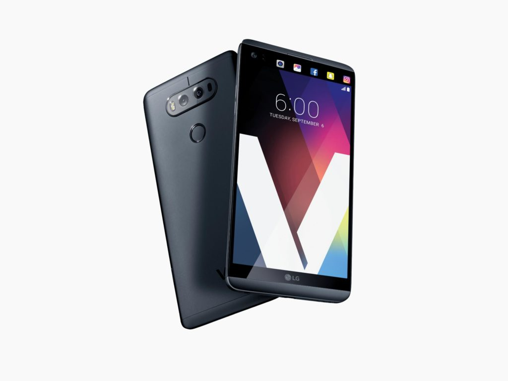 Lg V20 The First Smartphone With Android 7 0 Nougat