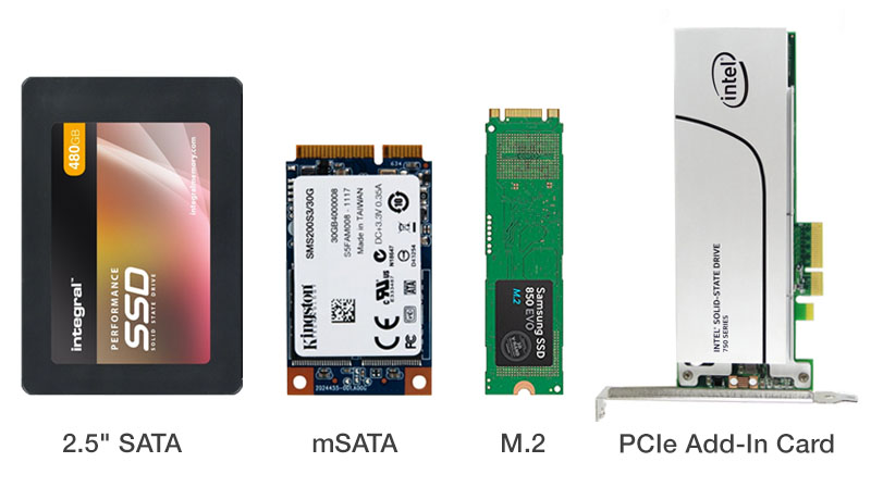 How to choose the right SSD - MyMemory Blog
