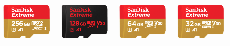 Sandisk Extreme Memory Choice