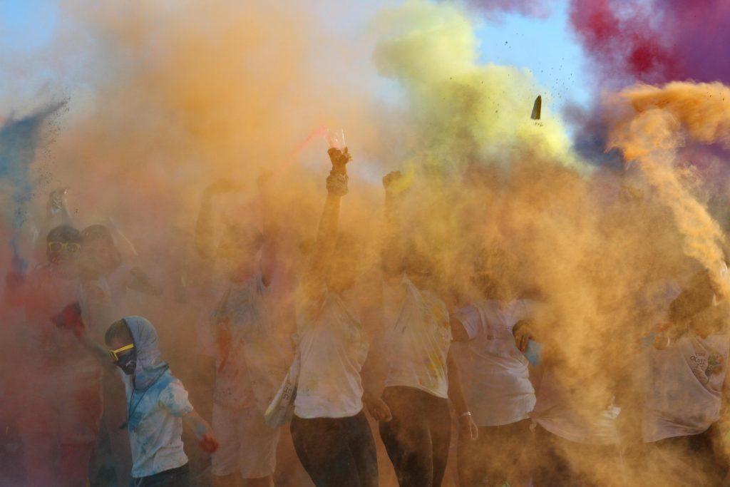Dandara Colour Run