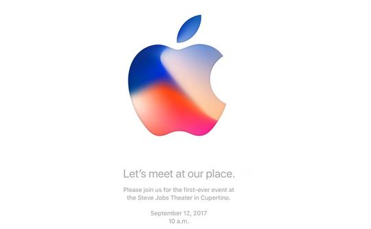 Apple iPhone 8 Invitation