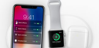 Wireless Chargers for iPhone 8 and iPhone X