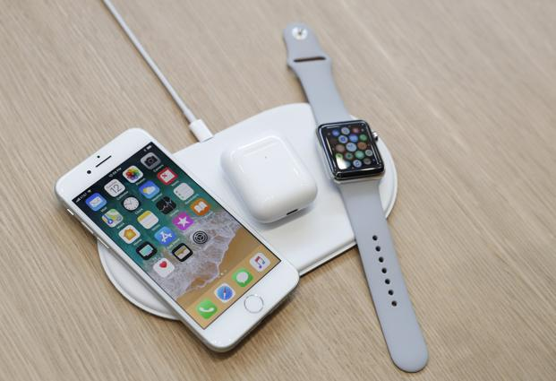 Wireless Charging Mat iPhone 8 and iPhone X