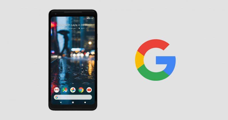 Google Pixel Event 2017