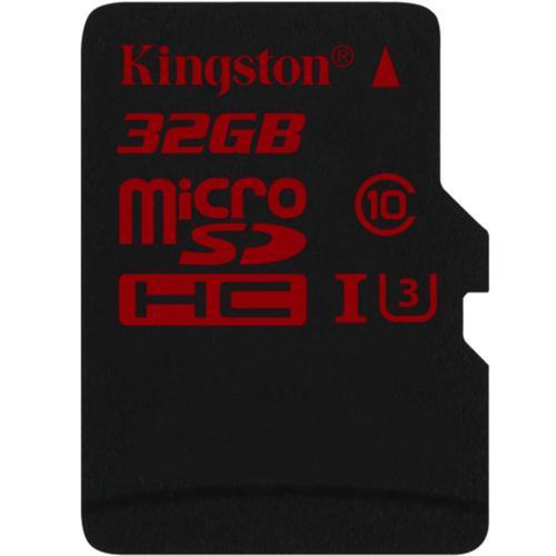 Kingston Memory Cards for GoPro Hero6