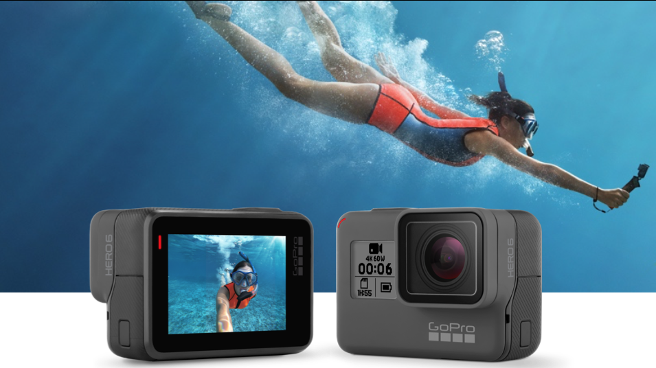 Memory Cards for GoPro Hero6