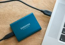 Samsung T5 External SSD