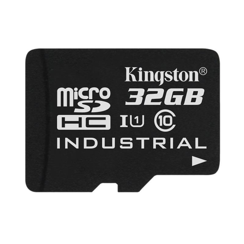 Kingston 32GB Industrial Micro SD Card (SDHC) - 90MB/s