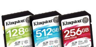 Kingston Canvas microSD