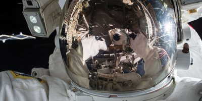 Nasa Astronaut Forgets Micro SD Card for GoPro