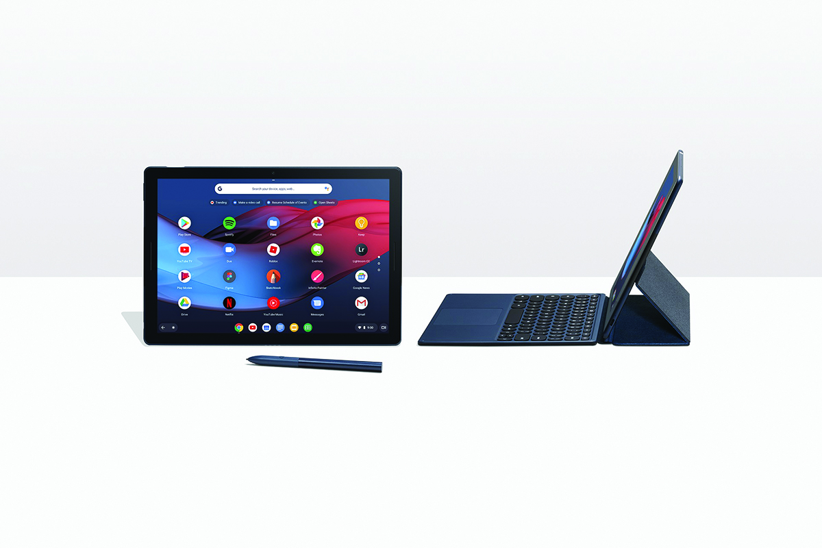 Pixel Slate and Chrome OS
