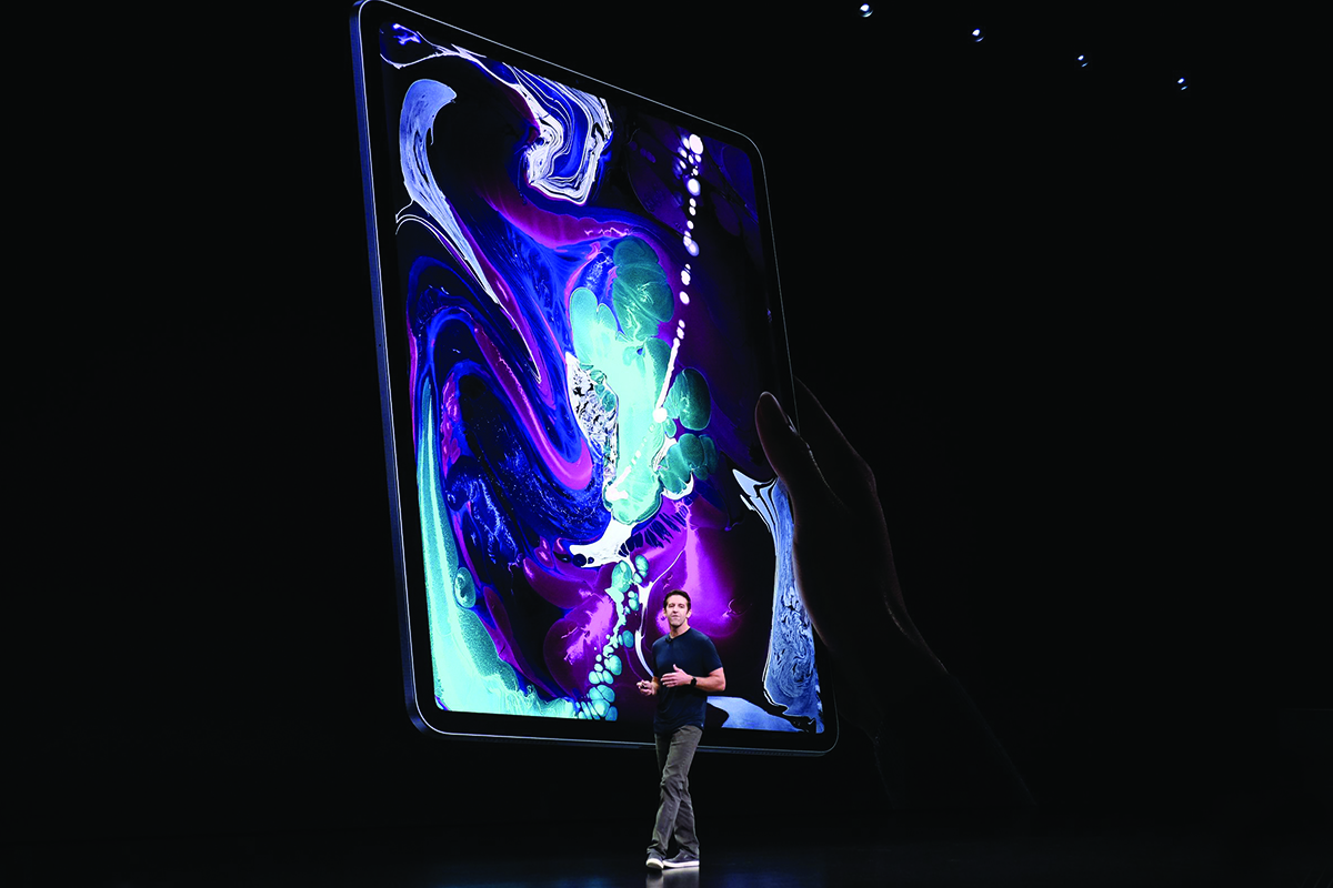 iPad Pro with Face ID
