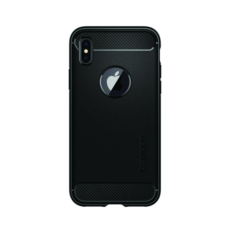 Spigen iPhone X, XS Rugged Armor Case