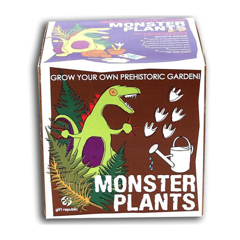 Gift Republic Sow And Grow Monster Plants