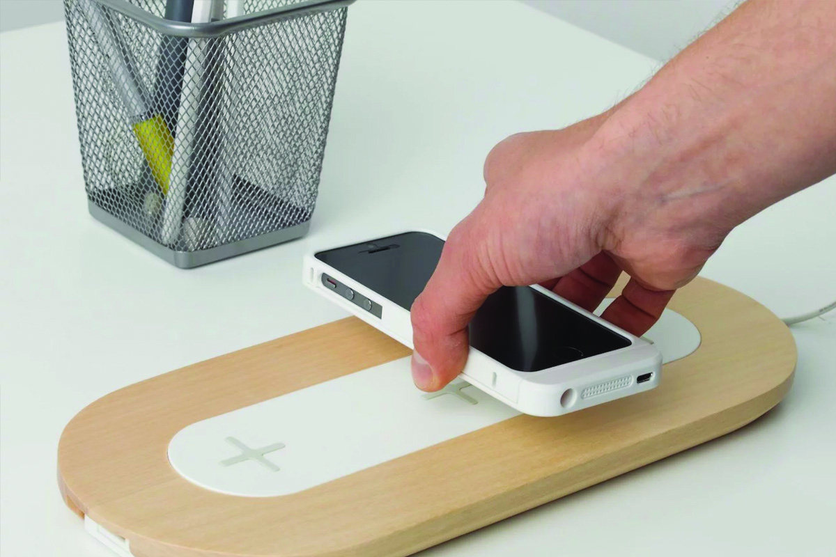 Ikea - Triple Pad for Wireless Charging