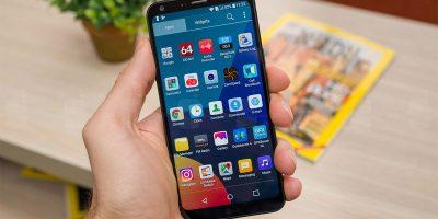 LG Q7 - Image credit: Phone Arena