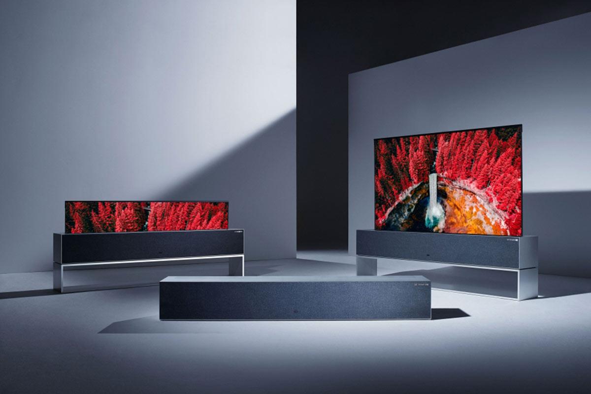"LG's Signature OLED TV R9 - 65"" 4K HDR Smart TV | Photo: LG"
