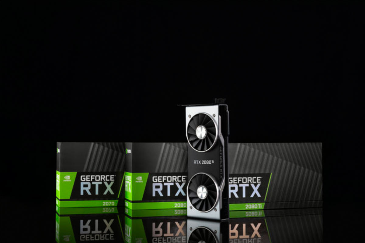 Nvidia RTX 2060 Graphic Cards