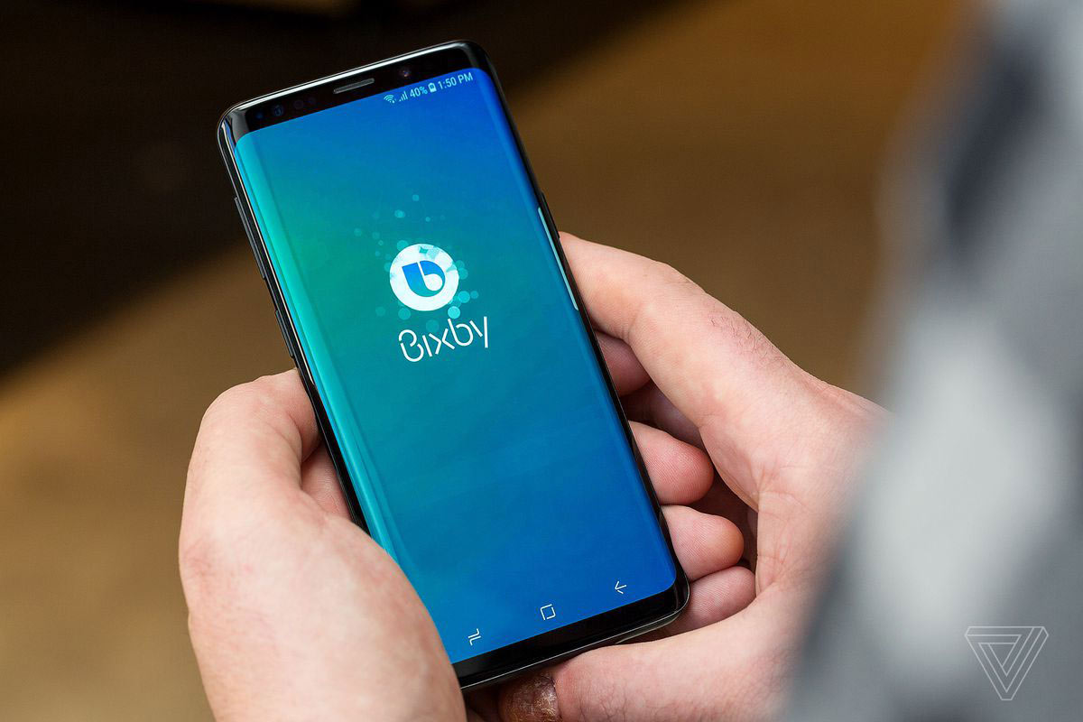 Samsung Bixby | Photo: The Verge