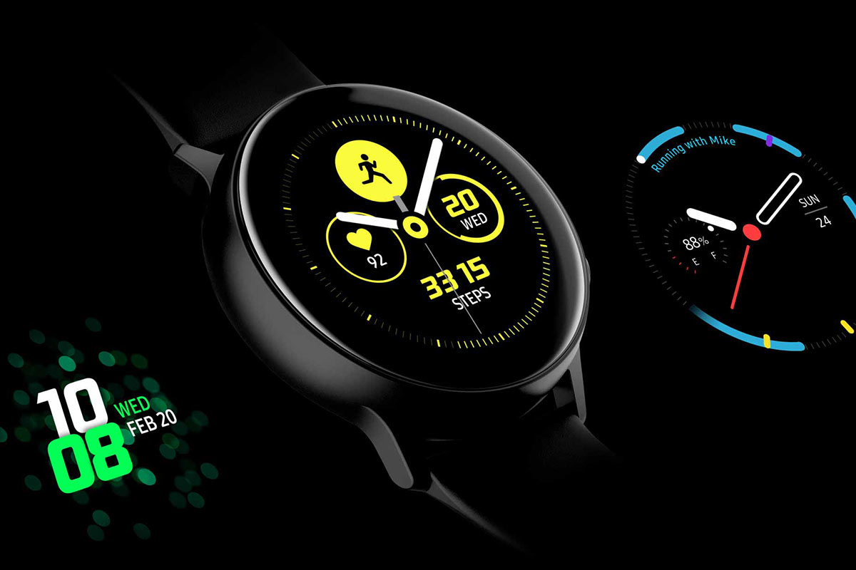 Galaxy Watch Active | Photo: Samsung
