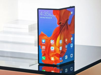 Huawei Mate X Foldable Phone | Photo: T3
