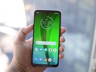 Motorola Moto G7 | Photo: Digital Trends