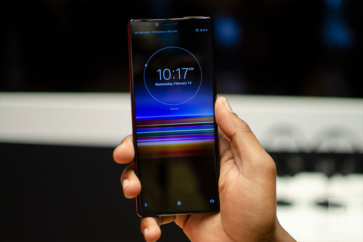 Sony Xperia 1 | Photo: Digital Trends