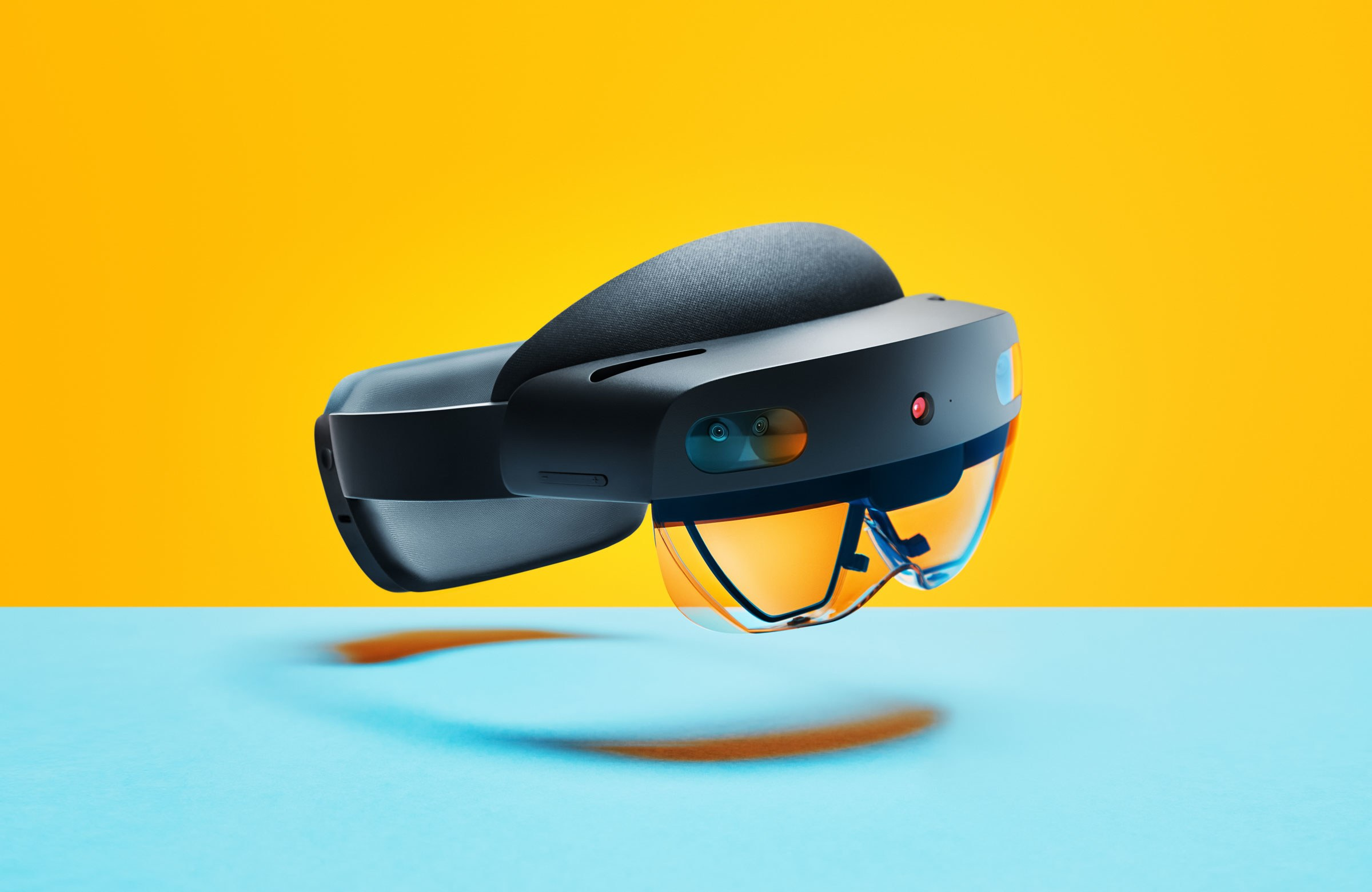 Microsoft Hololens 2 | Photo: WiredMicrosoft Hololens 2 | Photo: Wired