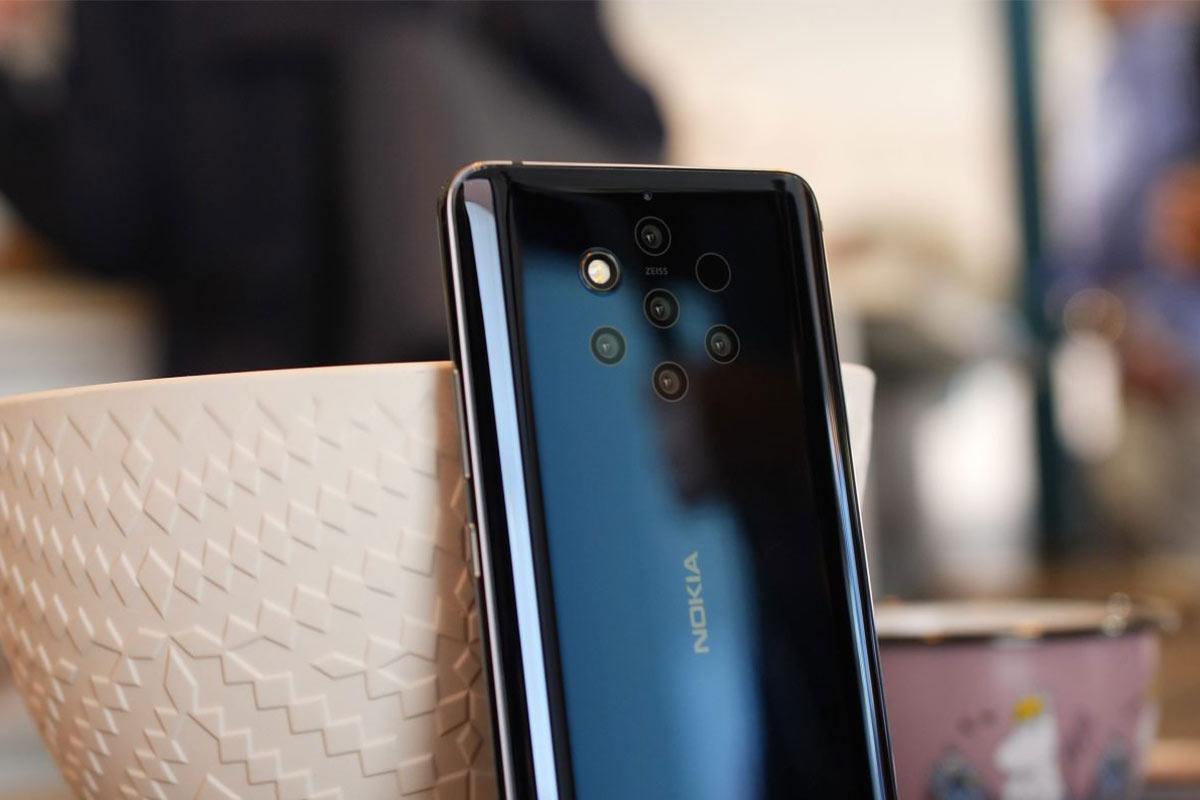 Nokia 9 PureView | Photo: 9TO5Google