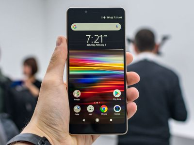 Sony Xperia L3 | Photo: Expert Reviews