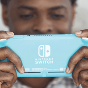 Nintendo Switch Lite Blue | Photo: Nintendo