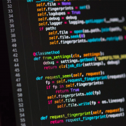 Code on laptop screen | Photo: Chris Ried via Unsplash