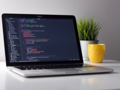 JavaScript in progress | Photo: Clément H via Unsplash