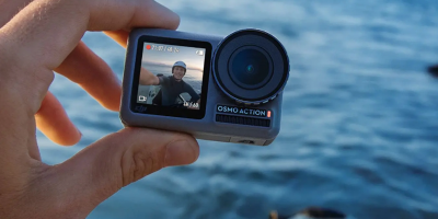 DJI Osmo Action | Photo: DJI