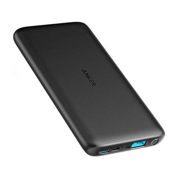 Anker PowerCore Lite 10000mAh Portable Power Bank USB-C Imput - Black