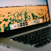 Photoshop and Lightroom applications on MacBook Pro | Photo: Mikaela Shannon via Unsplash