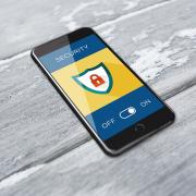 Cyber security on smartphone | Photo: Biljana Jovanovic via Pixabay