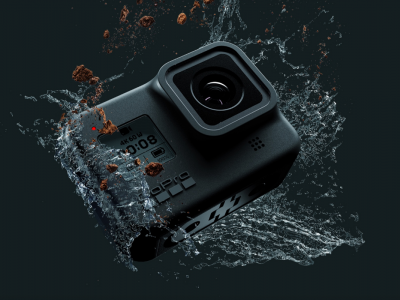 GoPro Hero 8 Black | Photo: GoPro