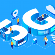 Isometric 5G concept background | Photo: Freepik