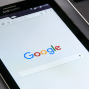 Black Samsung tablet displaying Google browser on screen | Photo: PhotoMIX Ltd. via Pexels