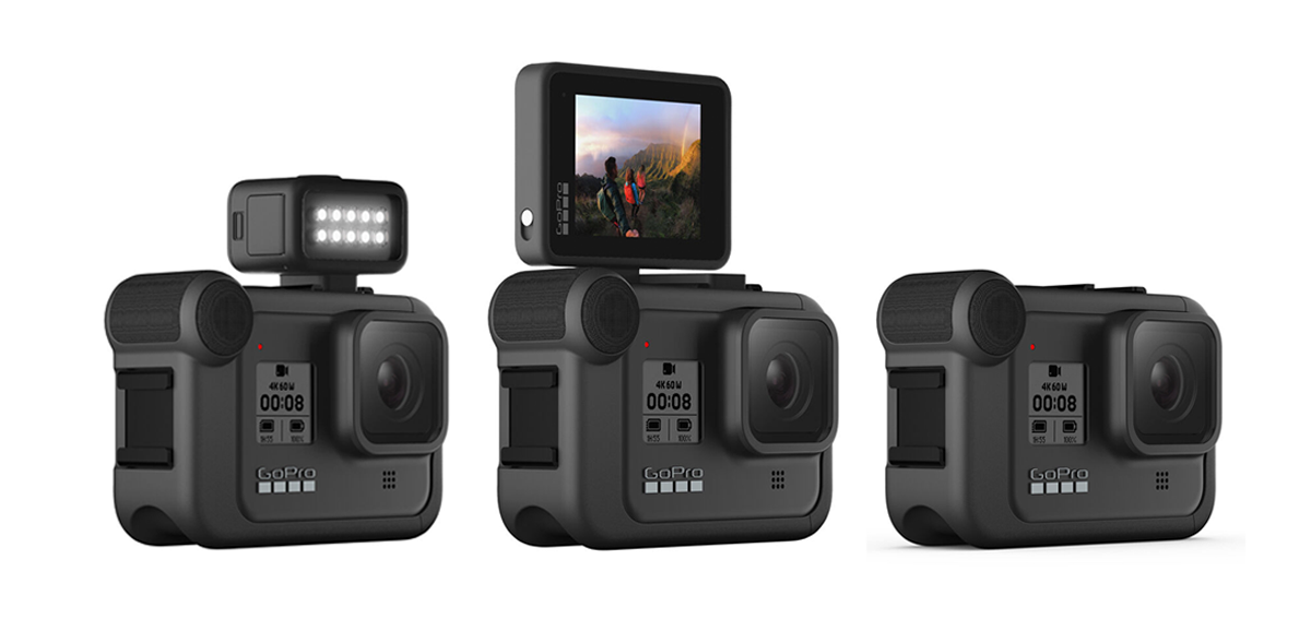 GoPro Mod mountable accessories | Photo: GoPro