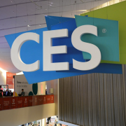 CES 2020 sign | Photo: Make Magazine