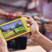 Nintendo Switch Lite | Photo: Nintendo