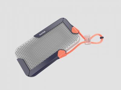 SanDisk 8TB Portable SSD Prototype