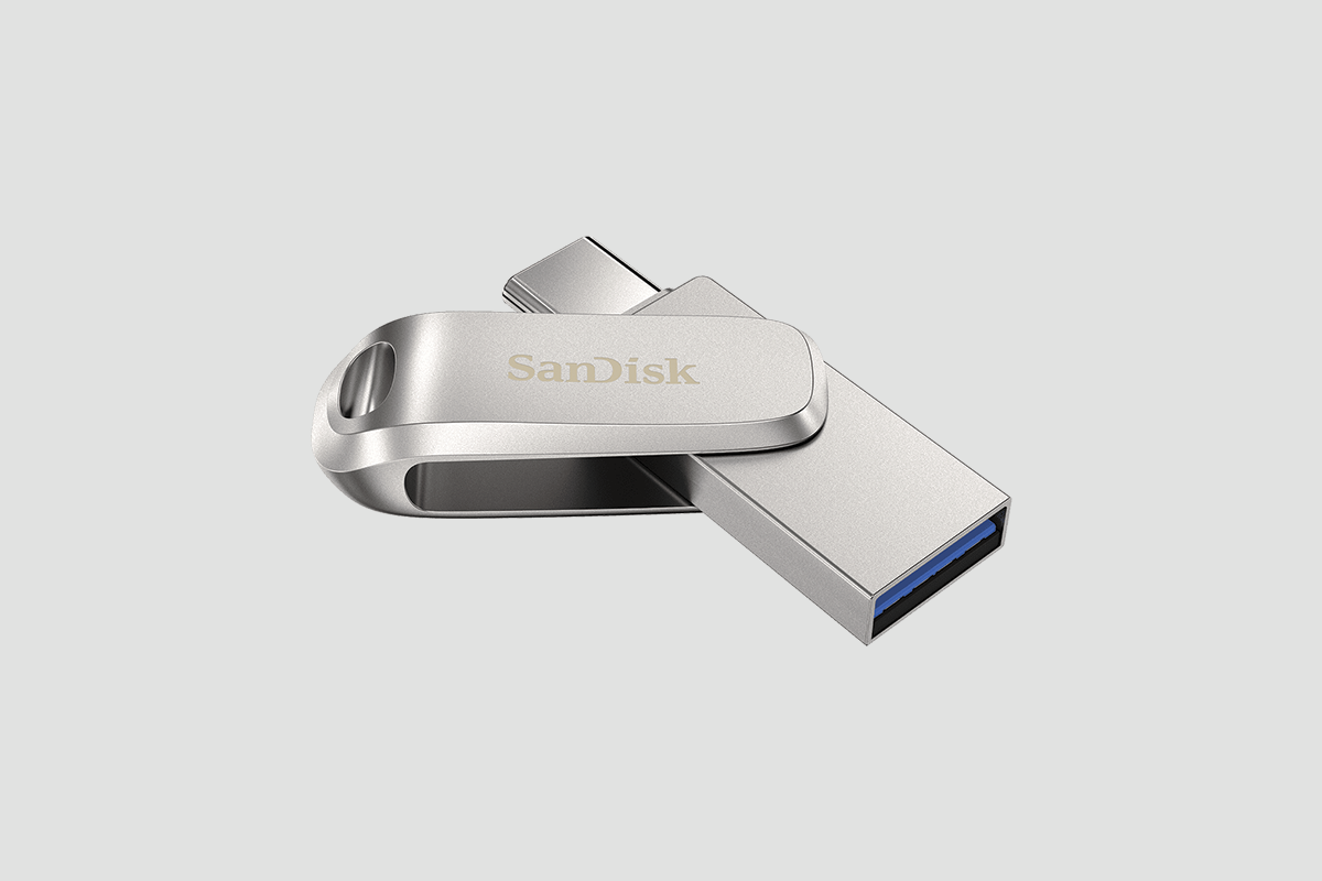 SanDisk Ultra Dual Drive Luxe Type-C Flash Drive